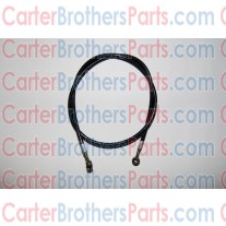 Carter Talon 150 Brake Hose 43 inches