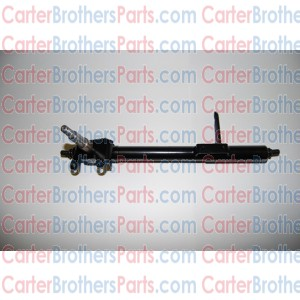 Carter Talon 150 Strut and Spindle Left with Fender Bracket 536-1004