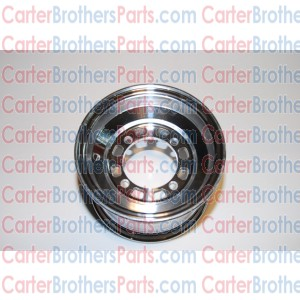 Carter Talon 150 Front Rim Chrome
