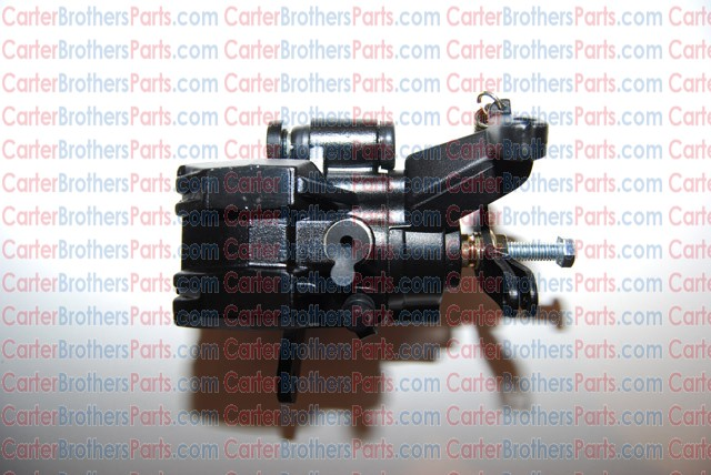 6 000 229_rear_brake_caliper_top carter gtr 250 300 parts carter go karts parts  at mifinder.co