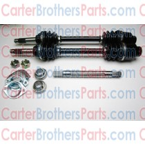 Carter GTR 250 Live Axle / CV Axles Kit